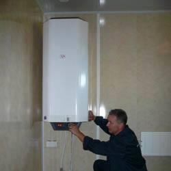 Установка водонагревателя в Мысках. Монтаж и замена бойлера г.Мыски.